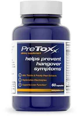 Buy Pretoxx For Hangovers & Liver Support online