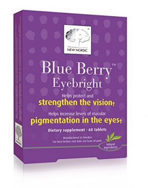 Buy New Nordic Blue Berry Eyebright, Pack Of 60 online