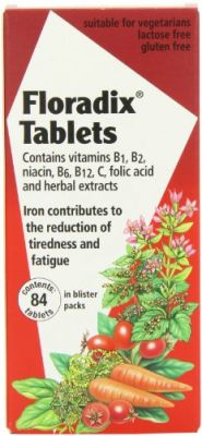 Buy Floradix Iron 84 Tabs online