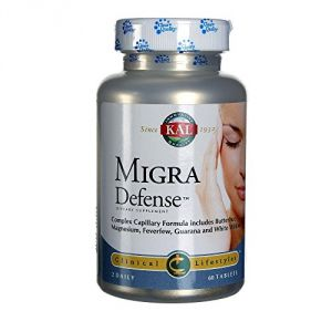 Buy Kal - Migradefense - 60 Tablets online