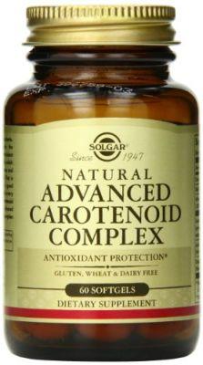 Buy Solgar Advanced Carotenoid Complex Softgels, 60 Count online