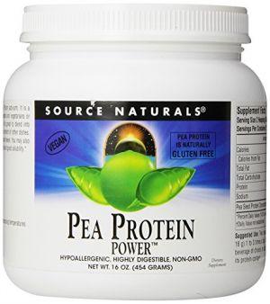 Buy Source Naturals Pea Protein Power, 1 Pound online
