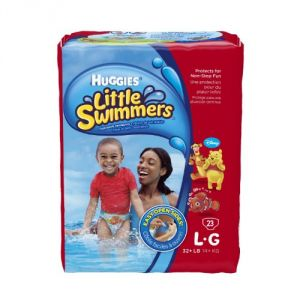 Buy Huggies Little Swimmers Disposable Swimpants Character May Vary 23 Ct - L-g online