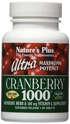 Buy Nature's Plus - Ultra Cranberry 1000/Sust.Rel. online