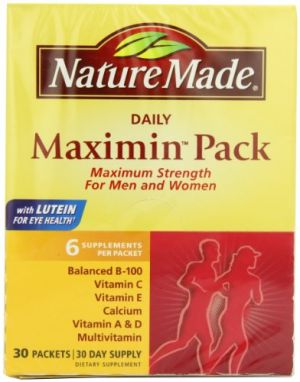 Buy Nature Made Maximin Pack, 30-count online