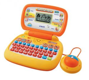 Buy Vtech - Tote & Go Laptop With Web Connect online