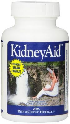 Buy Ridgecrest Kidneyaid, Herbal Cleanse And Support Capsules, 60-count online