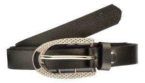 Buy Exotique Women's Black Formal Belt online
