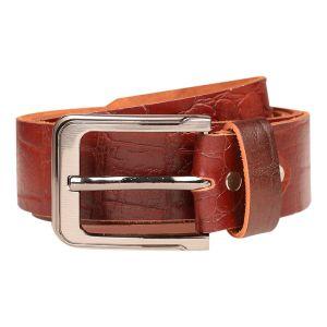 Buy Exotique Men's Brown Casual Belt ( Bm0011br) online