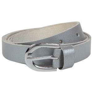 Buy Exotique Women's Silver Fashion Belt online