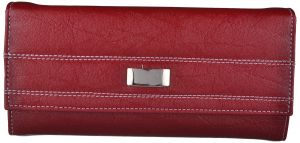 Buy Exotique Women's Red Wallet(cw0003rd) online