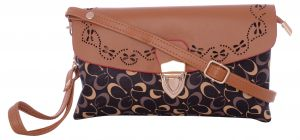 Buy Exotique Women's Black - Multi Sling Bag (cw0008bk) online