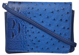 Buy Exotique Women's Blue Sling Bag (cw0017bl) online