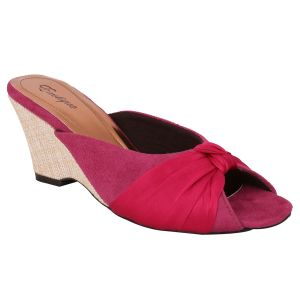 Buy Exotique Women Wedges Ship-on online