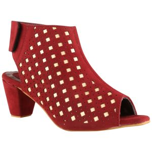 Buy Exotique Women's Red Fashion Gladiator online