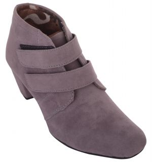 Buy Exotique Women's Grey Casual Boot (el0031gy) online