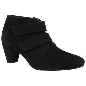 Buy Exotique Women's Black Casual Boot online