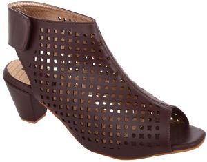 Buy Exotique Women's Brown Fashion Gladiator(el0042br) online