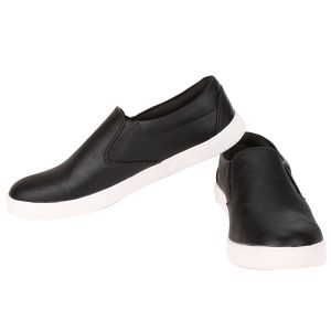 Buy Exotique Men's Black Casual Shoe (ex0022bk) online