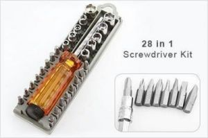 Buy 28 In 1 Multipurpose Screwdriver Tool Set online
