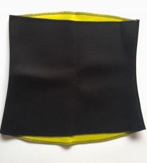 Buy Neoprene Waist Hot Shaper Belt Vest Band Neotex Body Sweat Fat Burn Unisex (xxl) online