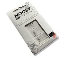 Buy Nossy 4 In 1 Sim Adapter Nano To Micro online
