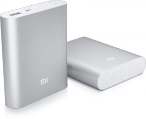 Buy Mi Power Bank 10400 mAh Xiaomi Battery Pack With 3 Times Phone Backup online