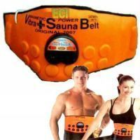 Buy 3 In1 Heating Vibrating Magnetic Sauna Belt online