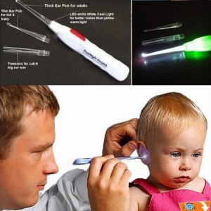 Buy (buy 1 Get 1 Free)illuminated Light Flashlight Earpick Cleaner Ear Cleaner Cleaning Ear Pick Ear Wax Remover-01 online