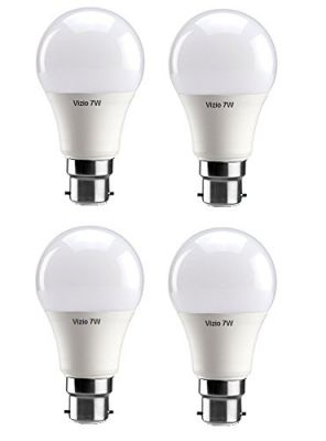 Buy Vizio 7w Premium Quality LED Bulbs Pack Of 4 online