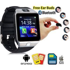 Buy Vizio Dz09 Bluetooth Sim Enabled GSM Smart Watch online