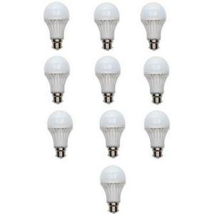 Buy 3 Watt LED Bulbs (set Of 10) online