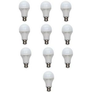 Buy 7 Watt LED Bulbs (set Of 10) online