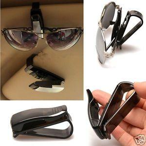 Buy Car Vehicle Sun Visor Cap Sunglasses Eyeglasses Glasses Ticket Holder Clip online