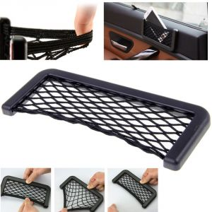 Buy Aeoss Universal Storage Bag Box Car Seat Side Back Net Phone Holder Pocket Organizer online