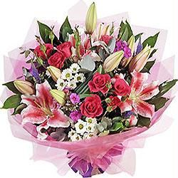 Buy Fresh Flower Bouquet Online | Best Prices in India: Rediff ... | title | online fresh flower
