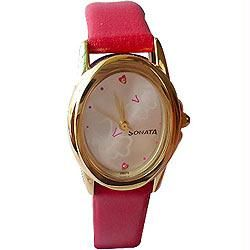 ea7be4c2b8d Buy Chic And Classy Titan Sonata Ladies Wrist Watch Online