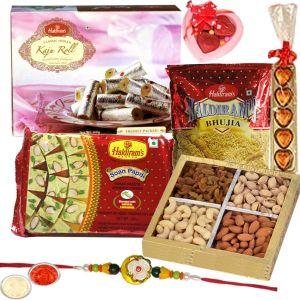 Buy Exclusive Rakhi Gift Hamper online