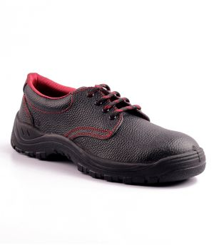 Buy Wild Bull Red Power Leather Safety Shoes online