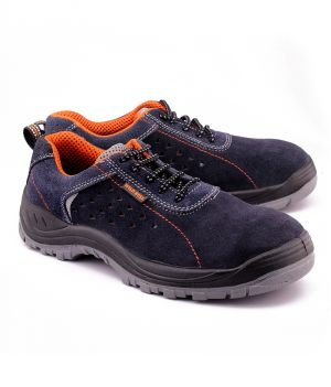 Buy Wild Bull Player Leather Safety Shoes online