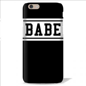 Buy Leo Power Babe Printed Case Cover For Apple iPhone 6 online