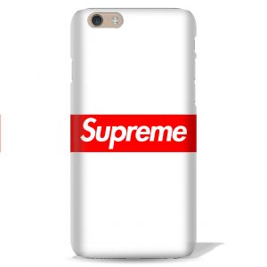Buy Leo Power Supreme White Background Printed Case Cover For Oneplus 3 online