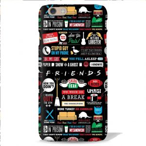 Buy Leo Power Friends TV Series Printed Case Cover For Apple iPod Itouch 5 online