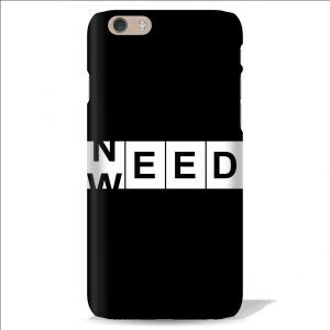 Buy Leo Power Need Weed Printed Case Cover For Apple iPhone 6 online
