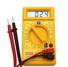 Buy Digital Multimeter With Leads Large LCD online