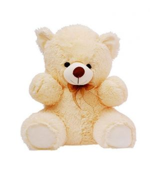 e1c80b14b8027 Buy Ksr Etrade Lovely Cream Color Teddy Bear 5 Feet Online