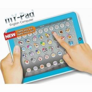 Latest My Pad English Learning Tablet Toy For Kids