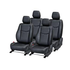 Buy Pegasus Premium Swift Dzire Car Seat Cover - (code - Swiftdzire_black_wave) online