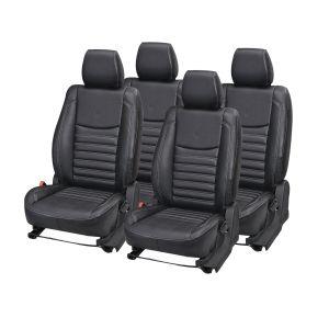 Buy Pegasus Premium Tuv300 Car Seat Cover - (code - Tuv300_black_classic) online