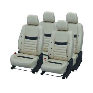 Buy Pegasus Premium Ertiga Car Seat Cover - (code - Ertiga_beige_black_style) online